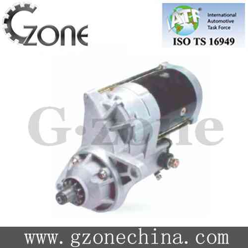ISUZU Starter Replacement for ISUZU 6SD1